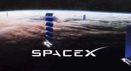 Первые десять интернет-спутников Starlink для полярной орбиты оснащены коммуникационными лазерами — они могут обходиться без наземных станций