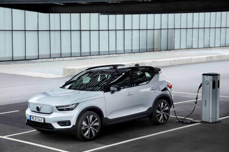 """Volvo запускает в шведском Гетеборге """"зеленую зону"""" с электромобилями, ИИ, автономными такси и другими инновациями"""