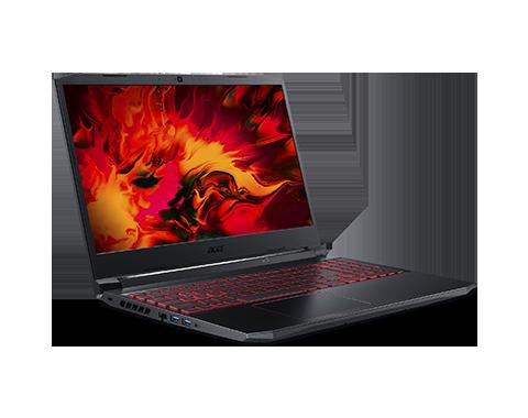 Acer обновил игровой ноутбук NITRO 5, оснастив его пока еще не представленными 35-ваттными CPU Intel Tiger Lake-H