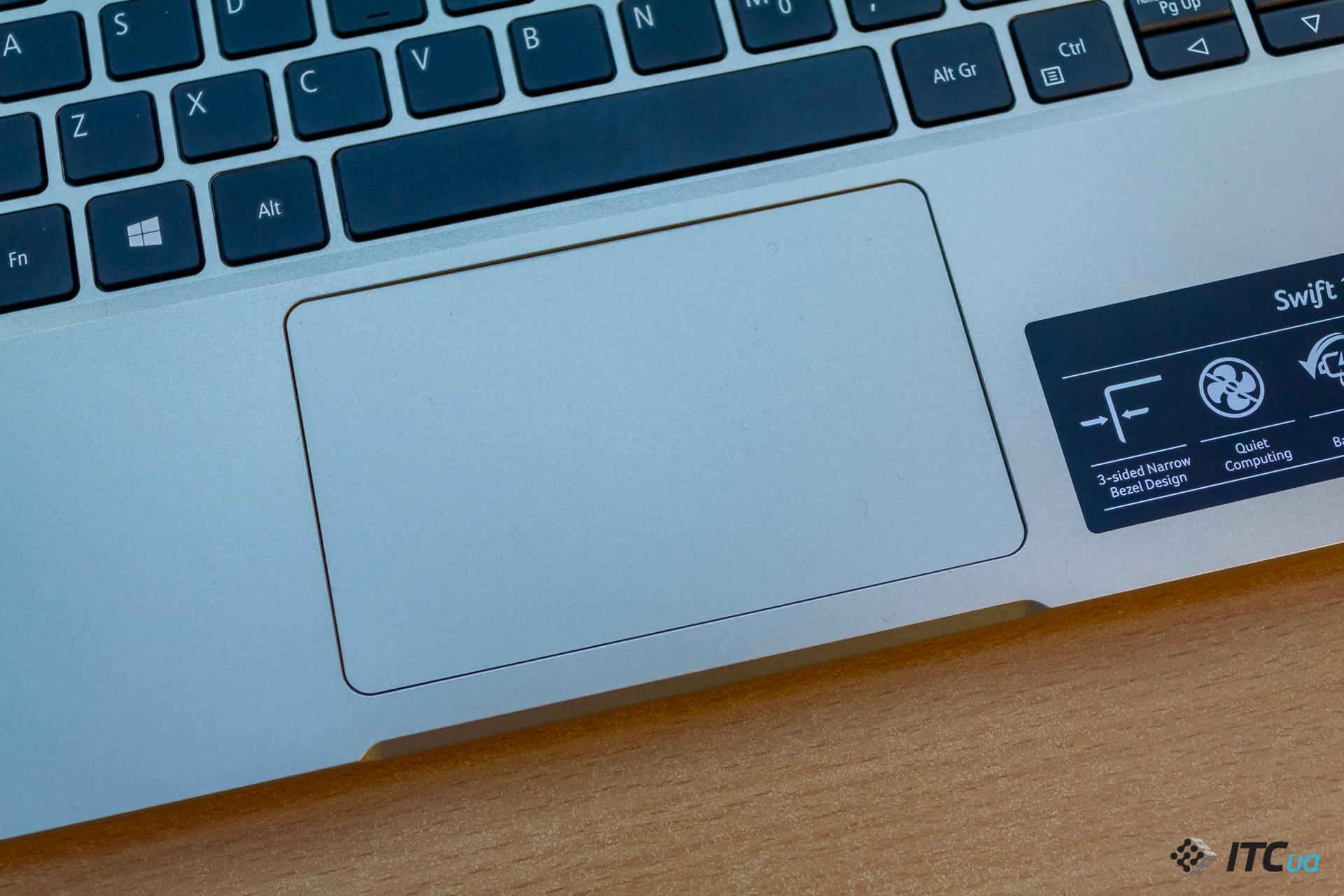 Обзор ноутбука Acer Swift 1 (SF114-33)