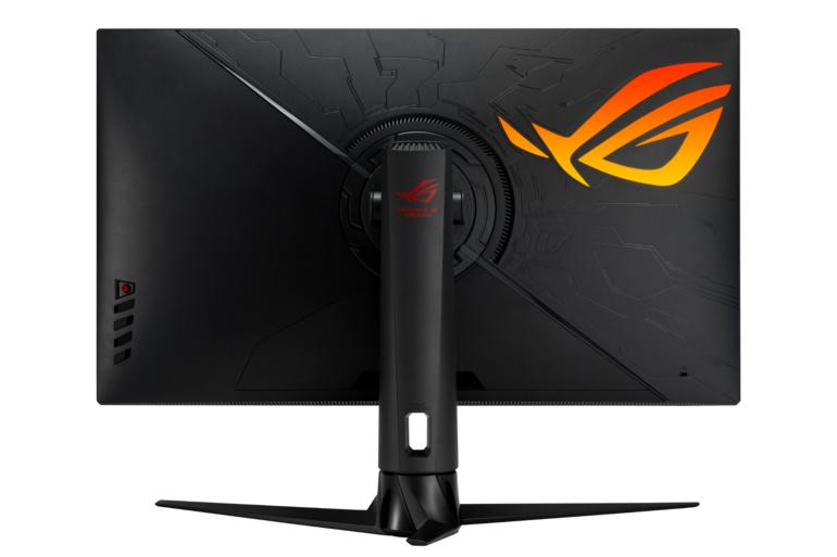 ASUS показала игровой монитор ROG Swift PG32UQ с двумя портами HDMI 2.1