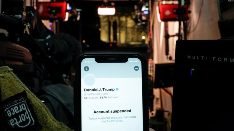Блокировка Дональда Трампа в социальных сетях: акт цензуры или право частных компаний самостоятельно регулировать деятельность своих онлайн-платформ