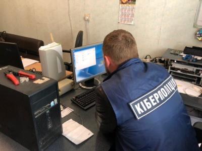 Кіберполіція викрила адміністратора нелегальних онлайн-кінотеатрів, який завдав кінокомпаніям збитків більш ніж на 2,5 мільйона гривень