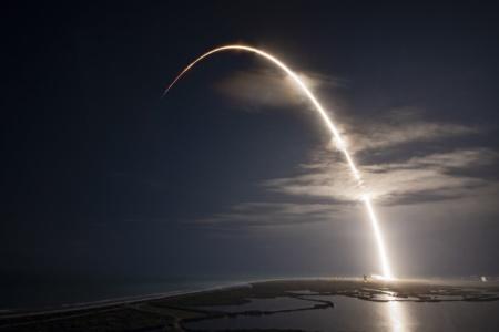 SpaceX произвела первый запуск в 2021 году — на орбиту выведен турецкий спутник связи Türksat 5A
