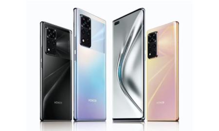 Honor V40 5G получил чип Dimensity 1000+, 120 Гц экран и 66 Вт зарядку
