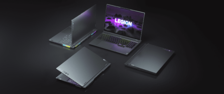 Lenovo показала игровые ноутбуки Legion с ИИ, CPU AMD Ryzen 5000, GPU NVIDIA и бизнес-ноутбуки ThinkBook на разных платформах