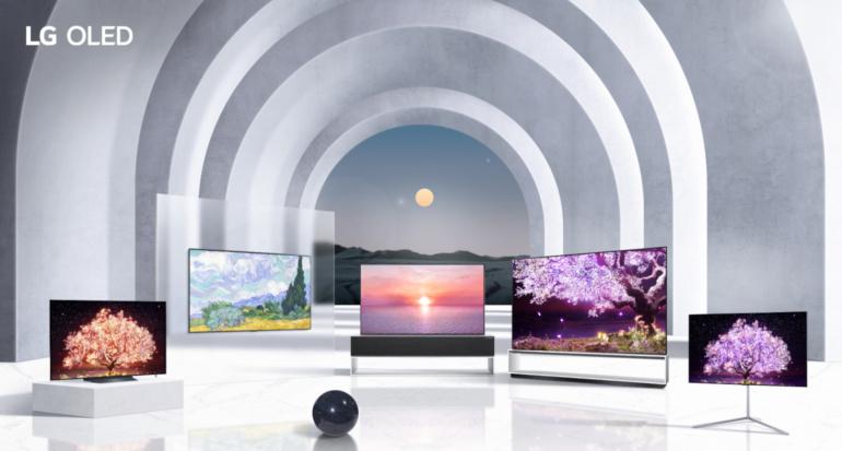 LG представила линейку телевизоров OLED Evo с повышенной яркостью изображения