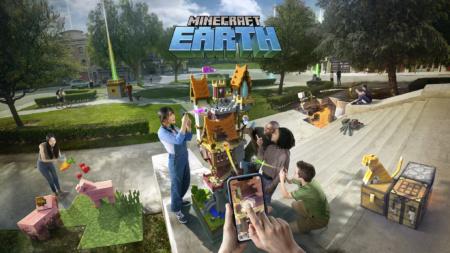 Microsoft закрывает игру Minecraft Earth из-за продолжающейся пандемии