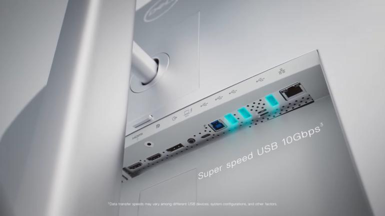 Dell анонсировала первый в мире 40-дюймовый сверхшироковорматный изогнутый WUHD монитор по цене $2100