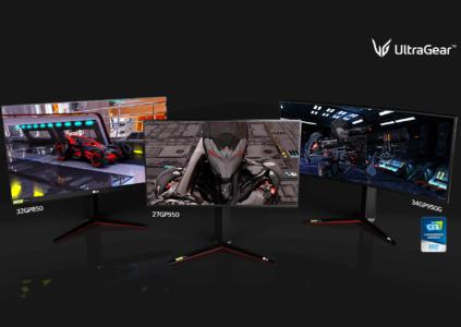 LG показала на CES 2021 три игровых монитора, включая модель с панелью 4K/144 Гц и поддержкой HDMI 2.1