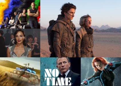 Фильмы 2021 года с трейлерами и датами премьер (если не начнется очередная череда переносов)