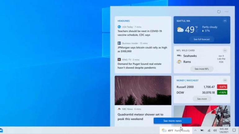 Обновление Windows 10 Sun Valley принесёт улучшенный интерфейс и ряд новых функций для продуктивности