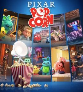 Disney опубликовал трейлер сборника короткометражек Pixar Popcorn, в который войдут 10 историй с героями Toy Story, Finding Nemo, Cars, The Incredibles