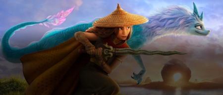 Disney опубликовала полноценный трейлер мультфильма «Райя и последний дракон» / Raya and the Last Dragon (премьера — 5 марта 2021 года)