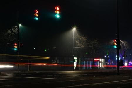 КГГА: В 2020 году в Киеве подключили 110 светофоров к системе автоматического управления движением (всего в столице уже более 600 таких светофоров)