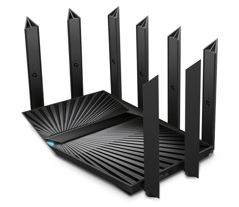 Стартовали продажи TP-Link Archer AX90 - трехдиапазонного роутера с поддержкой Wi-Fi 6 (AX6600) по цене 8999 грн