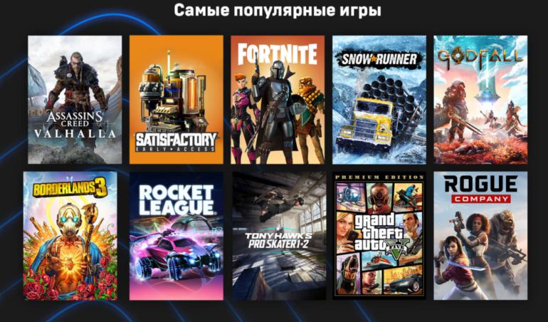 Epic Games Store: итоги 2020 года в цифрах (рост аудитории в полтора раза при прежней выручке)