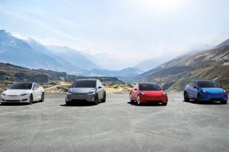 Tesla отчиталась о выпуске более 500 тысяч автомобилей по итогам 2020 года и запустила сборку Model Y на шанхайском заводе