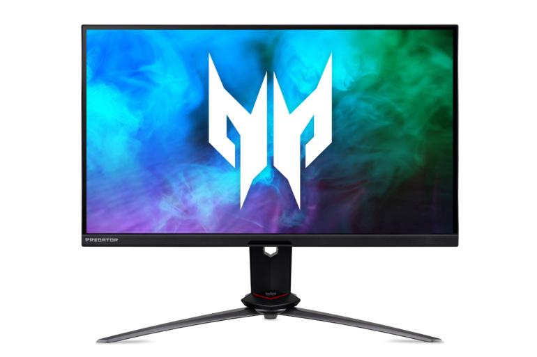 Acer привезла на CES 2021 игровые мониторы с высокой частотой обновления и свою первую модель с поддержкой HDMI 2.1