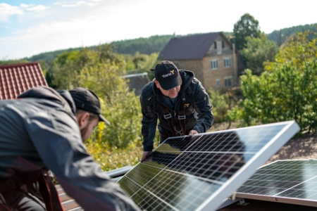 За 2020 рік в Києві встановили 40 нових приватних СЕС, «зелені» кияни виробили 2,5 млн кВт·год енергії і заробили 9,9 млн грн