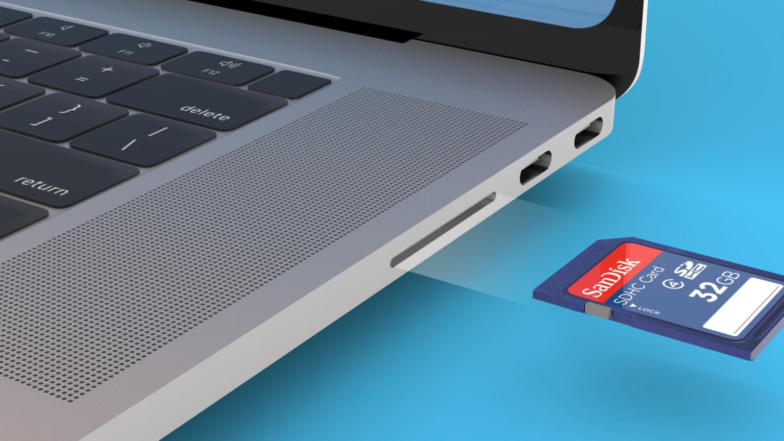 Мин-Чи Куо: MacBook Pro 2021 вернут разъем HDMI и SD ...