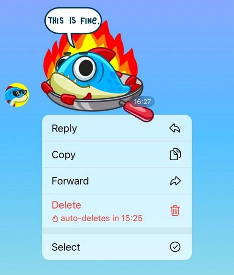 В Telegram появился свой Clubhouse и автоматическое удалениесообщений в любых чатах