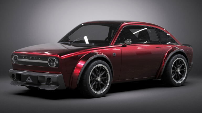 После электрического ретро-купе Alpha ACE калифорнийский стартап анонсировал электрокроссовер Alpha Jax - батарея 75 кВтч, запас хода 400 км и ценник от $38 тыс.