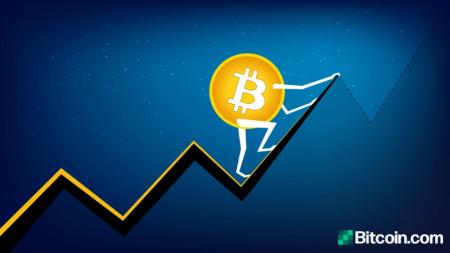 Курс Bitcoin впервые превысил 50 тысяч долларов