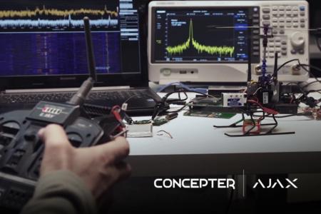 Украинский производитель охранных систем Ajax Systems присоединил к себе команду разработчиков умных гаджетов Concepter