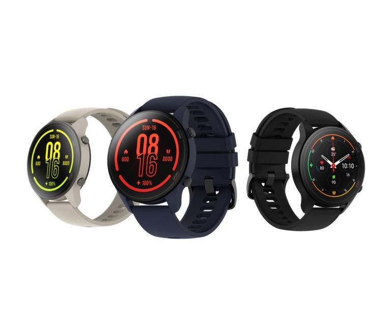 Xiaomi также поставит в Украину умные часы Mi Watch Lite и Mi Watch, «гоночный» электросамокат Mercedes-AMG за 27 999 грн и ручной пылесос Mi Handheld Vacuum Cleaner G10