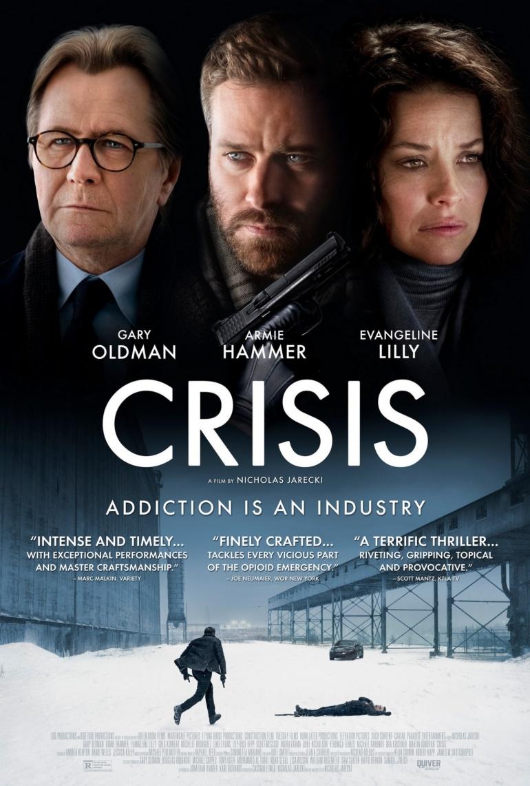 """Трилер """"Трафік"""" / Crisis з Гері Олдменом та Еванджелін Ліллі вийде на екрани 18 березня 2021 року [трейлер]"""