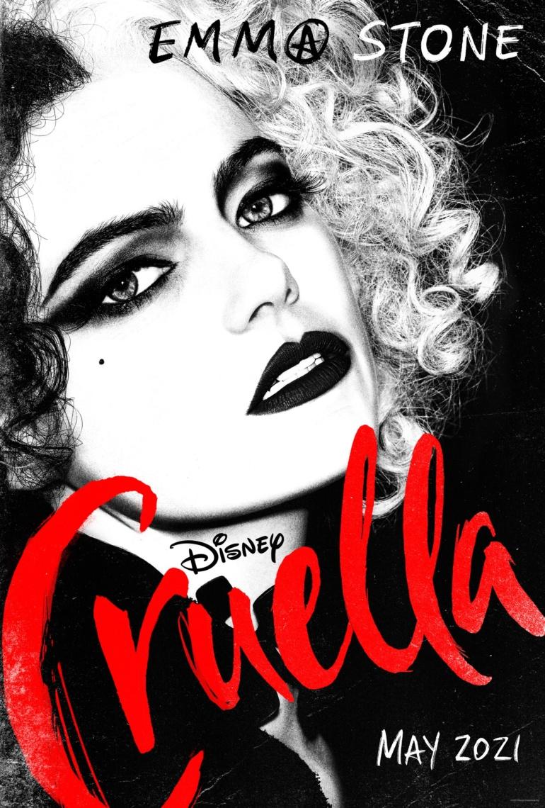 """Disney показав перший трейлер фільму """"Круелла"""" / Cruella з Еммою Стоун та Еммою Томпсон (прем'єра - 27 травня 2021 року)"""