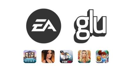 Electronic Arts приобретает студию Glu Mobile за 2,4 миллиарда долларов