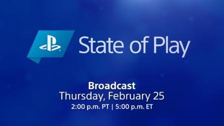 В полночь 26 февраля Sony проведет следующий State of Play — на получасовом стриме покажут 10 грядущих игр для PS4 и PS5