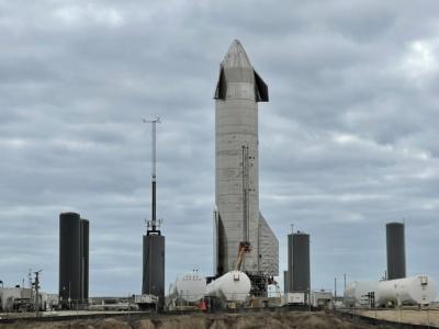SpaceX ускоряется — Starship SN10 может совершить полет уже на этой неделе (вероятность успешной посадки — 60%)