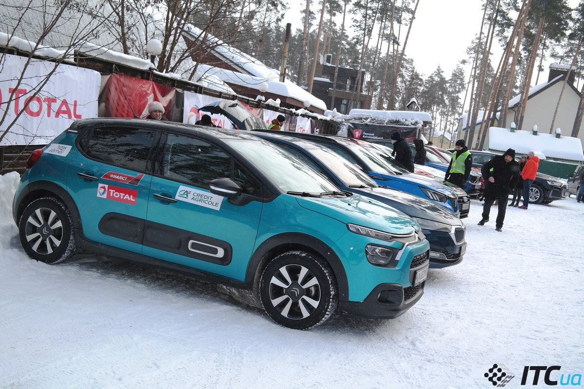 Автомобиль Года в Украине 2021: SKODA Octavia, Ford Kuga, Audi Q7 и еще семь моделей