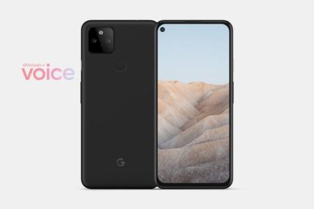 Первые качественные рендеры Google Pixel 5a демонстрируют знакомый дизайн — он в точности как Pixel 4a 5G