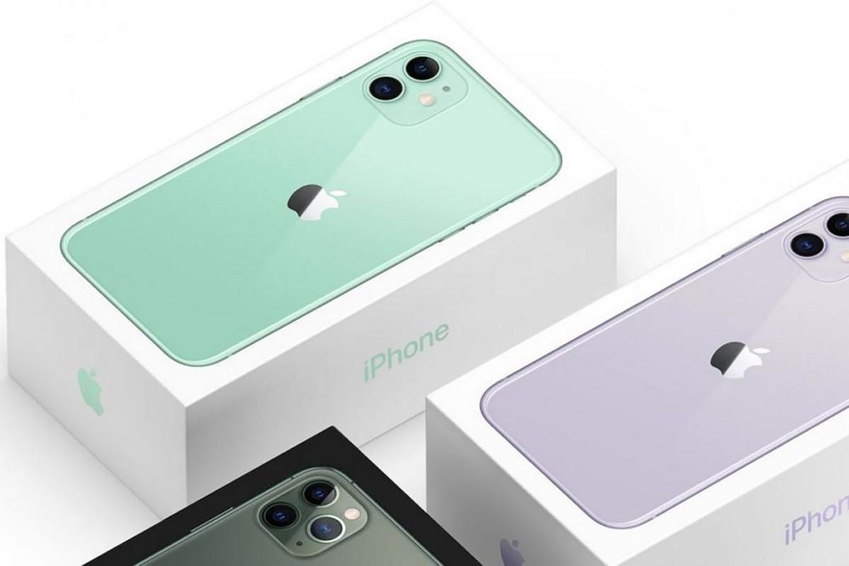 iPhone 11 и iPhone SE — самые продаваемые смартфоны в мире по итогам 2020 года. В топ-10 также вошел iPhone 12 mini - ITC.ua