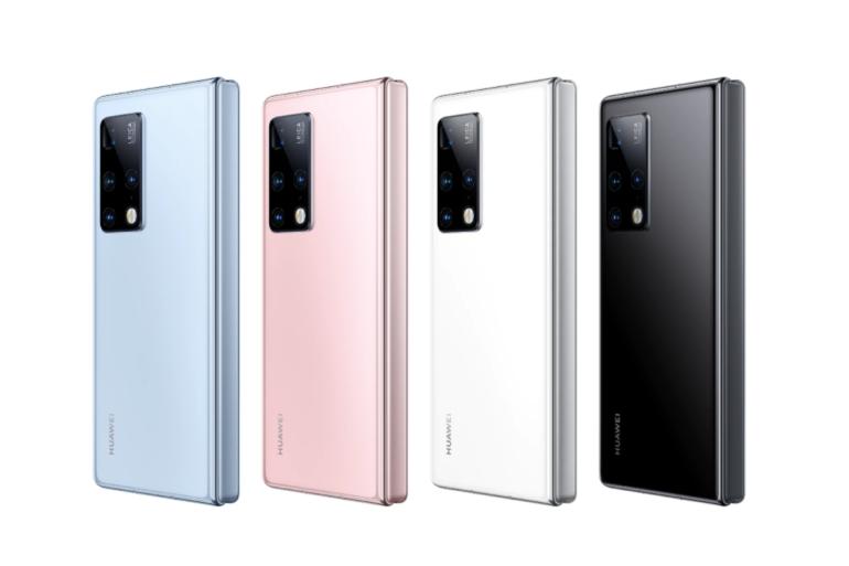 Анонирован складной смартфон Huawei Mate X2: критикуемый ранее дизайн, два дисплея и цена от $2785