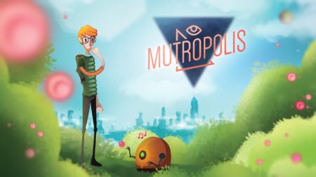 Mutropolis: весёлые археологические раскопки в мире будущего