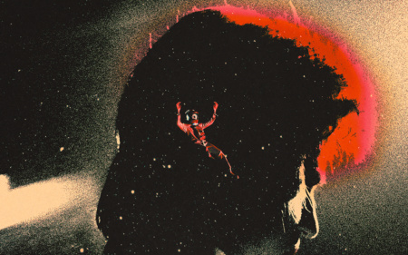 Рецензия на фильм «Дэвид Боуи: История человека со звезд» / Stardust