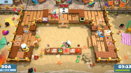 Overcooked! All You Can Eat выйдет на PS4, Xbox One, Switch и PC