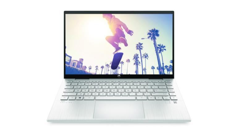 HP представила обновленные ноутбуки Pavilion x360
