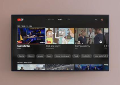 В YouTube TV появится 4K-стриминг и офлайн-просмотр