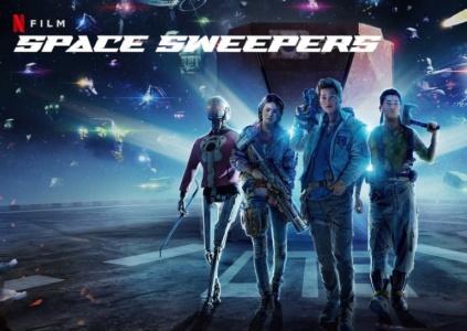 Рецензия на фантастический фильм «Космические чистильщики» / Space Sweepers