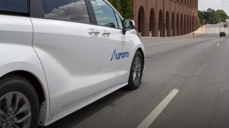 Toyota заключила соглашение о разработке автономных такси со стартапом Aurora