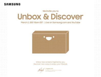 Samsung покажет новые телевизоры с «передовыми технологиями» 2 марта