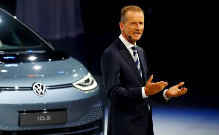 Volkswagen «не боится» конкуренции со стороны Apple