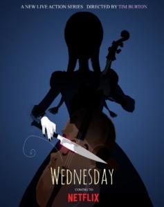 Гений черного юмора Тим Бёртон снимет для Netflix игровой сериал Wednesday по вселенной «Семейка Аддамс»