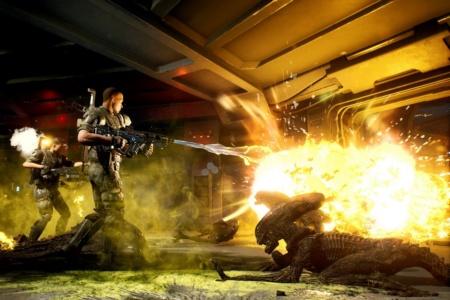 Разработчики кооперативного онлайн-шутера Aliens: Fireteam показали 25-минутное геймплейное видео